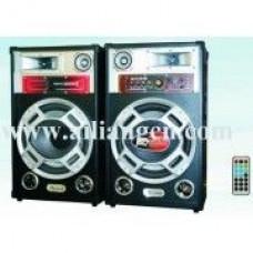 Акустическая система AILIANG USBFM-6012 12'' Bluetooth