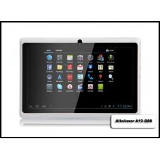 Планшет Allwinner A13 Q88 - белый Экран: 7 дюймов