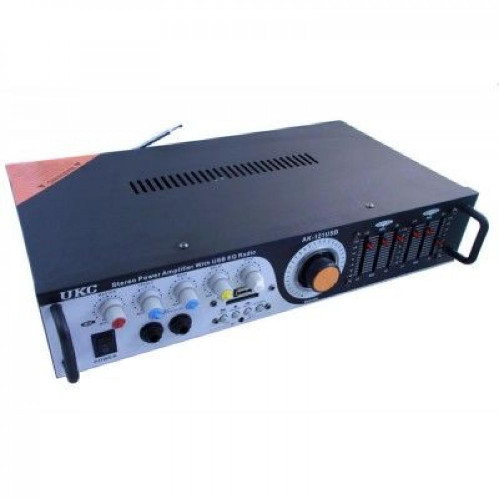 Усилитель звука UKC AMP 121