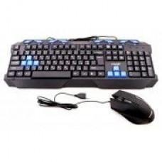 Набор клавиатура + мышь Hi-Rali HI-KB2016CM