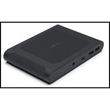 Powerbank Беспроводной внешний Omni Mobile 25600 мАч DC / USB-C PD / USB-A
