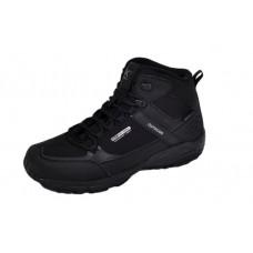 Черные треккинговые ботинки DK PREDATOR технология SOFTSHELL