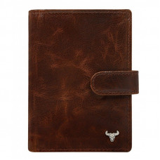 Кошелек, портмоне мужской  Buffalo Wild кожа Польша код 353