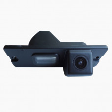 Штатная камера заднего вида Prime-X MY-2222 (Mitsubishi Pajero Wagon 3/4 (1999-2006, 2006+), Pajero Sport (1996-2009)