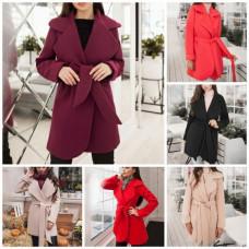 Пальто женское коллекция 2019 Турция