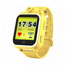 Детские часы с GPS Smart Baby Watch Q200 Желтые (tdx0000287)