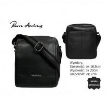 Кожаная сумка Pierre Andreus 5031-NDM-PA