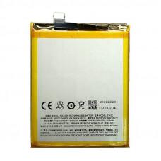 Аккумулятор для мобильного телефона белый Meizu BT42C (M2 Note), 3060 mAh AAA