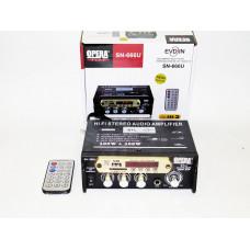 Усилитель Звука Opera SN-666U FM USB 2x300 Вт