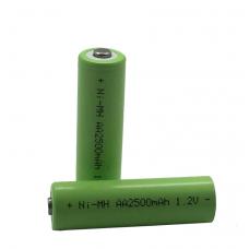 Аккумулятор Lanzhd Ni-MH AA 2500 мАч 2 шт (aj_9aa07)