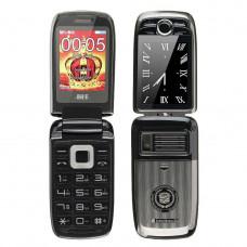 H-Mobile V998 (BLT V998) black. Dual color screen. Flip