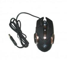 Игровая мышка проводная Keywin X6 Черный (008356)
