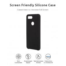 Панель Armorstandart Silicone Case 3D Series для Xiaomi Mi 8 Lite Black (ARM53885)