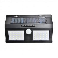 Светодиодный навесной фонарь на солнечной батарее с датчиком движения Solar Motion 40 LED