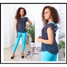 Женский костюм «Тринити» 42-48 размеры 2 цвета