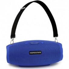 Портативная Bluetooth колонка Hopestar H26 Синяя (200651)