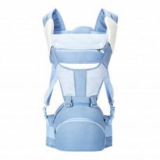 Рюкзак синий кенгуру Xiaomi Yung Multifunctional Baby Btraps Blue