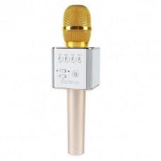 Караоке-микрофон MicGeek Q9 White-Gold (hub_ldtt04132)