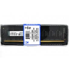 Оперативная память Kingston DDR4 2400 4096MB PC4-19200 (KVR24N17S8/4)