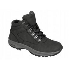 Зимние треккинговые ботинки для мальчиков , серый. Р.36-41