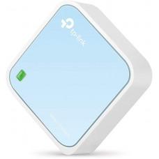 Нано-маршрутизатор для путешествий TP-Link N300 Wireless голубой