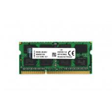 Оперативная память Kingston SODIMM DDR3-1600 4096MB PC3-12800 (KVR16S11/4G)