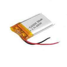 Аккумулятор Li-Ion 602035, 500mAh, 3.7V