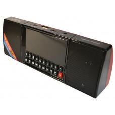 Портативная Bluetooth колонка WS-1515 Black (005137)