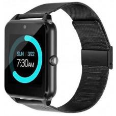 Часы Smart Watch Phone Z60 черные  на Сим карту + Камера Новинка!