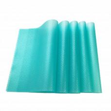 Антибактериальные коврики для холодильника 4 шт. Голубые HMD (91-8720299)