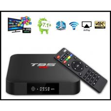 YAGALA T95 S1 Android 7.1 TV Box 1GB RAM 8GB ROM Amlogic S905W