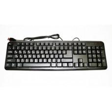 Клавиатура KeyBoard X1 K107 Черная (300476)