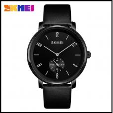Спортивные часы Skmei 1398 черные  водонепроницаемый (5АТМ)