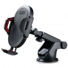 Автодержатель для телефона Greenport  XK-01 Black/Red (143067-2)