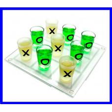 Алкогольная Игра Крестики Нолики (18+)