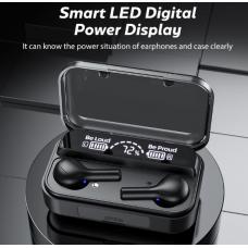 Беспроводные наушники Amoi 9D   2200 мАч Bluetooth