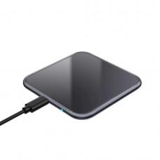Беспроводное зарядное устройство Sikai Wireless Charger 15 Вт 10W Black (047S10)