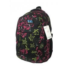 Рюкзак школьный VA R-71-133 Черный с принтом (009208)