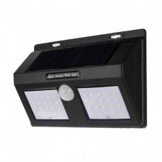 Светодиодный навесной фонарь Solar С датчиком движения 1626A 40 диодов (200543)