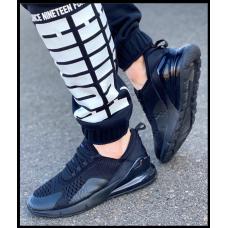 Кроссовки мужские лёгкие летние Style 2961 черные
