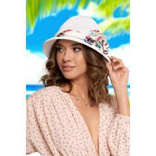 Шляпа «Сафари роза» (белый) Braxton