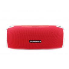 Портативная Bluetooth колонка Hopestar A6 с влагозащитой Красная (jv-43)