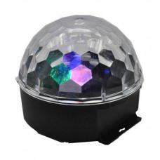 Диско-шар Supretto светодиодный Led Magic Ball (C500)