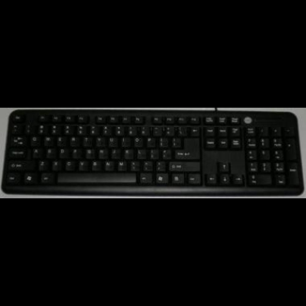 Проводная клавиатура KB-519