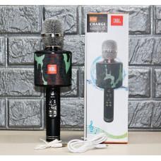 Беспроводной караоке микрофон DM Karaoke UBL K319