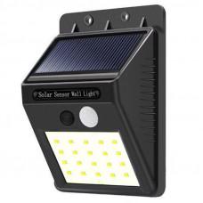 Настенный фонарь Trend-mix с датчиком движения SH-A09-20 Черный (tdx0000595)