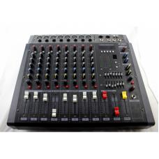 Аудиомикшер BT 808D (8 каналов)
