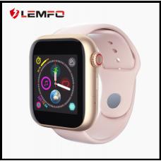 Часы-телефон LEMFO Z6 с Камерой смарт часы розовые