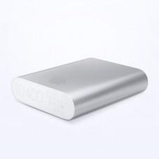 УМБ MHZ 10400 mAh Silver Серебристый (004007)