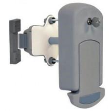 Замок Рефсистем для двери холодильной камеры Серый (Р-266)